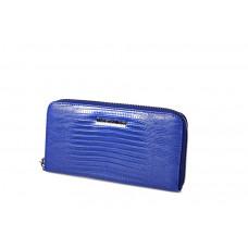 420923 blue Barcelo Biagi женский кожаный кошелёк