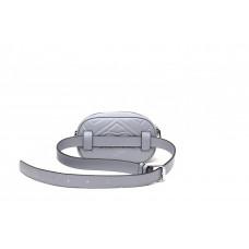 Женская сумка из натуральной кожи MIRONPAN 80220 цвет Серый