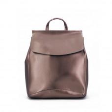 Женский кожаный рюкзак MIRONPAN 9004 цвет Медный