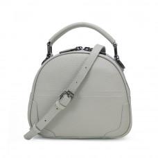 Женская сумка из натуральной кожи MIRONPAN 96006 цвет Серый