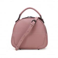Женская сумка из натуральной кожи MIRONPAN 96006 цвет Пудра