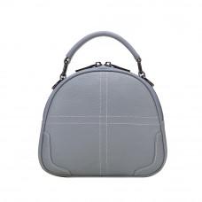 Женская кожаная сумка MIRONPAN 96006 цвет Синий пепел