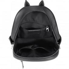 Женский рюкзак кожаный MIRONPAN 81871 цвет Черный