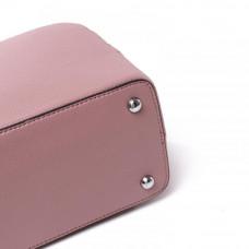 Женская сумка из натуральной кожи MIRONPAN 181209 цвет Пудра