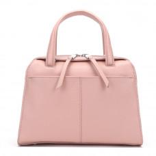 Женская кожаная сумка MIRONPAN Пудра