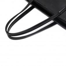 Сумка через плечо женская на длинной ручке MIRONPAN 71226 цвет Черный