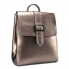 Женский кожаный рюкзак MIRONPAN 6806 цвет Рыжий
