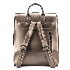 Женский кожаный рюкзак MIRONPAN 6806 цвет Темно-синий