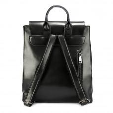 Женский рюкзак из натуральной кожи MIRONPAN 6807 цвет Темно-синий