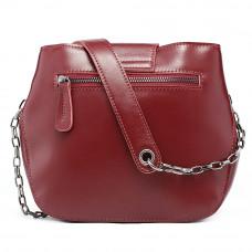 Женская кожаная сумка MIRONPAN 9021-1 цвет Бордовый