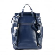 Женский кожаный рюкзак MIRONPAN 8999 цвет Синий