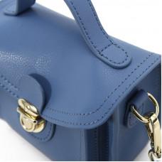Женская кожаная сумка MIRONPAN 1601 цвет Желтый