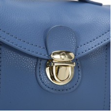 Женская сумка из натуральной кожи MIRONPAN 1601 цвет Белый