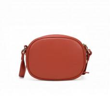 Женская сумка из натуральной кожи MIRONPAN 1605 цвет Серебро