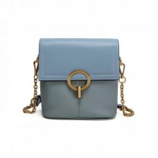 Женская сумка из натуральной кожи MIRONPAN 96005 цвет Бежевый