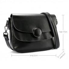 Небольшая женская сумка через плечо MIRONPAN 6802 цвет Бордовая