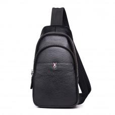 Мужская сумка рюкзак MIRONPAN 880221 цвет Черный