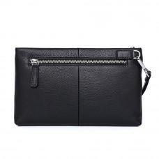 Мужской кожаный клатч MIRONPAN 53131 Черный
